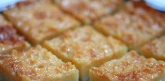 Gâteau au manioc facile au thermomix