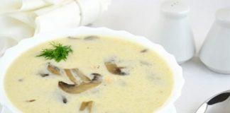 Sauce aux champignons rapide avec thermomix
