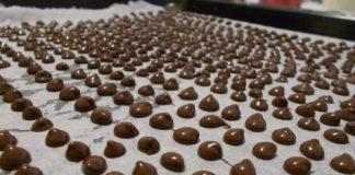 Pépites de chocolat fait maison