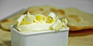 Beurre fait maison avec Thermomix