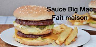 Sauce Big Mac fait maison avec Thermomix