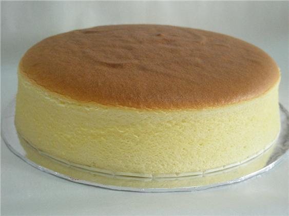 Cheesecake Japonais avec Thermomix
