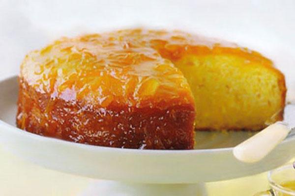 Gâteau à Lorange Recette Facile Et Simple Plat Et Recette