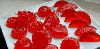Bonbons gélifiés façon « Haribo »