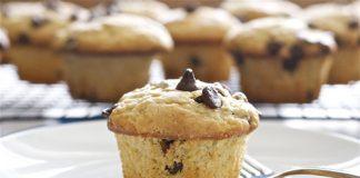 Muffins aux pépites de chocolat WW