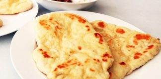 Naan ou pain indien avec Thermomix