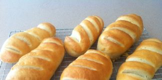 Pain au lait Weight watchers