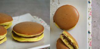 Pancakes ou Crêpes japonais avec Thermomix