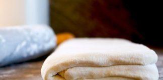 Pâte feuilletée SANS beurre avec Thermomix