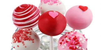 pop cakes saint valentin