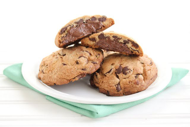 cookies coeur nutella avec thermomix recette thermomix. Black Bedroom Furniture Sets. Home Design Ideas