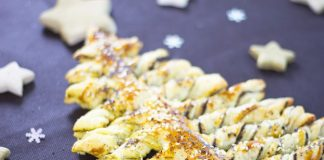 Sapin feuilleté Pesto