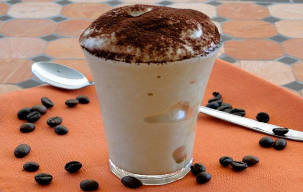 Crème de café au lait avec Thermomix
