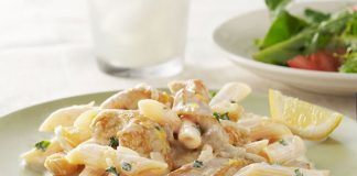 Escalopes de poulet au Boursin Weight watchers