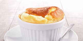 Soufflé au fromage weight watchers