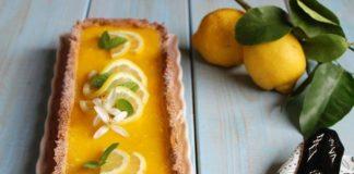 Tarte au Lemon Curd