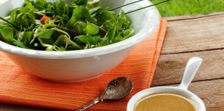 Vinaigrette allégée Weight watchers