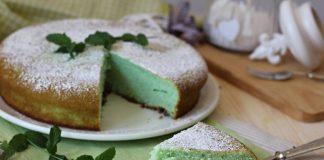 Gâteau à la menthe avec Thermomix