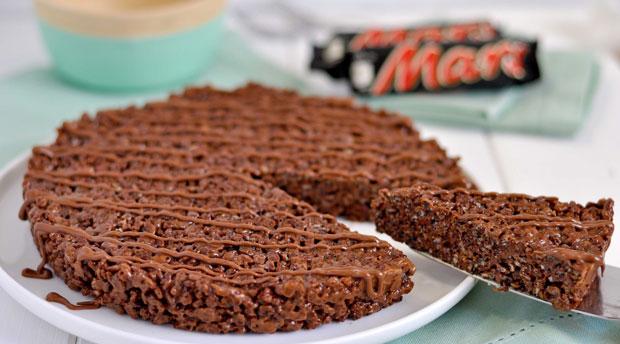 Gâteau aux Mars avec Thermomix