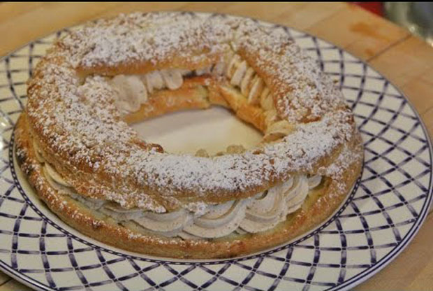 paris brest avec thermomix recette thermomix. Black Bedroom Furniture Sets. Home Design Ideas