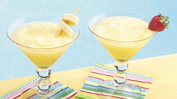 Cocktail Daïquiri aux Bananes Weight Watchers