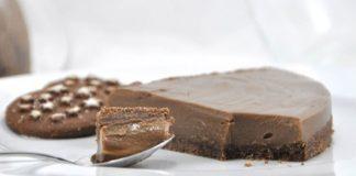 Gâteau au Chocolat Sans Cuisson avec Thermomix