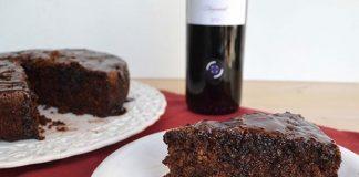 Gâteau au vin rouge avec Thermomix