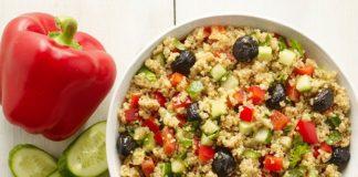 Salade Healthy de quinoa