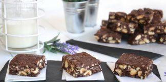 Brownie sans cuisson
