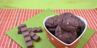 Cookies au Kinder avec Thermomix