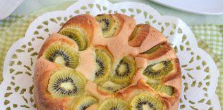 Gâteau au kiwi avec Thermomix
