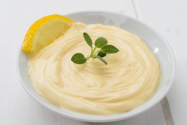 Mayonnaise sans huile Weight watchers