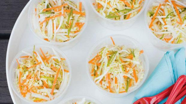 Salade de Carottes et Soja