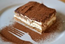 Tiramisu Léger aux Petits Suisses Weight Watchers