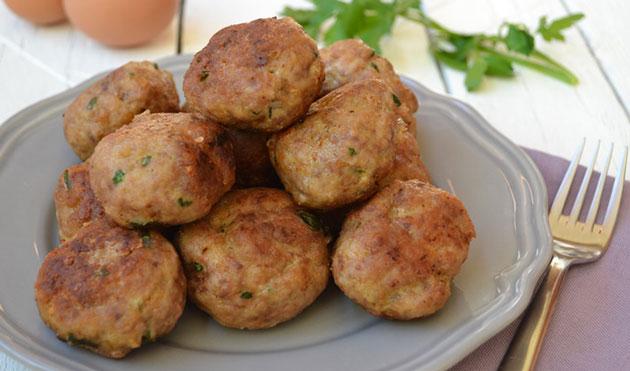 Boulettes de viande aux épices avec Thermomix