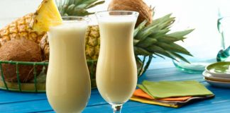 Cocktail Piña Colada Weight Watchers