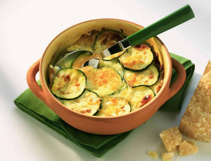 Gratin de courgettes et saumon fum weight watchers plat et recette - Plat cuisine weight watchers ...