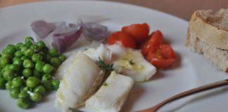 Merlus et légumes au citron avec Thermomix