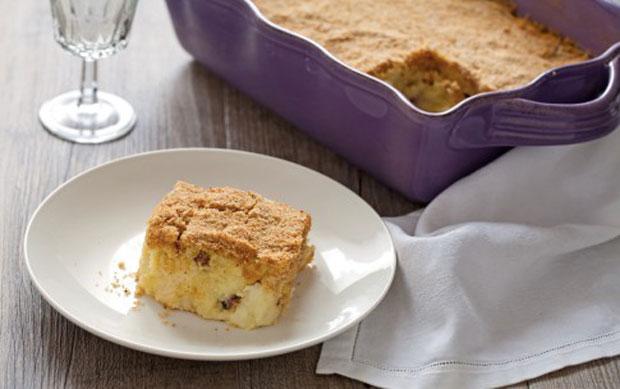 Gâteau de pommes de terre napolitain au Thermomix