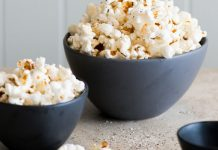 Pop-Corn Sans Huile Weight Watchers