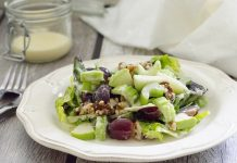 Salade Waldorf Weight Watchers