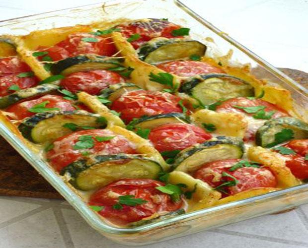 Gratin Léger aux Légumes Weight Watchers