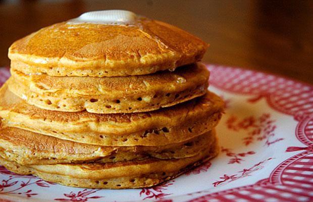 Pancakes à la patate douce Weight Watchers