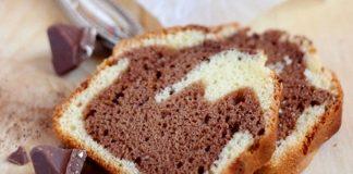 Cake marbré au Toblerone avec Thermomix