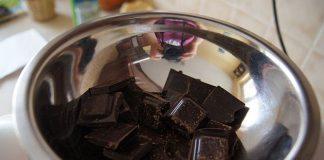 Fondre le chocolat au bain marie avec Thermomix