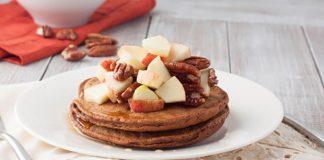 Pancakes aux 4 épices Weight Watchers