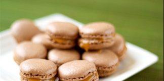 Macarons au caramel au beurre salé avec Thermomix