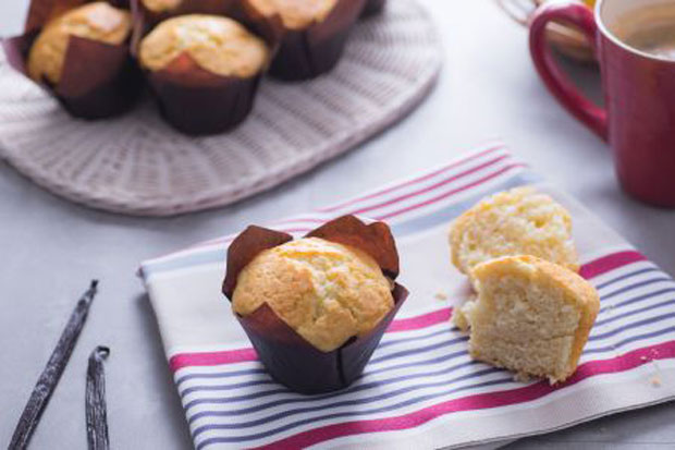 Muffins légers au fromage blanc Weight Watchers