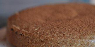 Gâteau au chocolat avec farine de riz