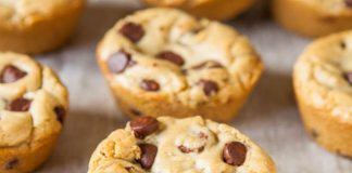 Mookies (cookie façon muffin) au Thermomix
